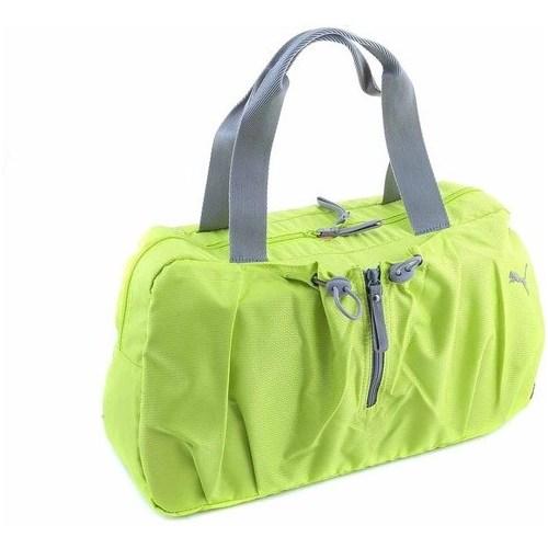 PUMA Fitness Small Workout Bag taška limeade-steel grey PU13  21d58f6b8c